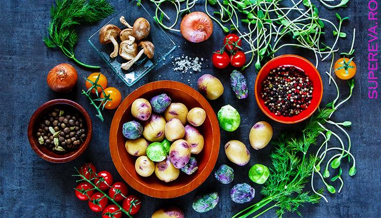 Dieta de primavara si lista de cumparaturi care nu trebuie sa iti lipseasca