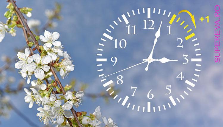 ORA DE VARĂ. Din 2021, se renunță la schimbarea orei ...  |Schimbarea Orei