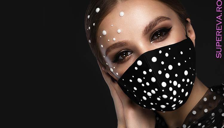 Machiajul pentru ochi – de sarbatori – cand porti masca de protectie