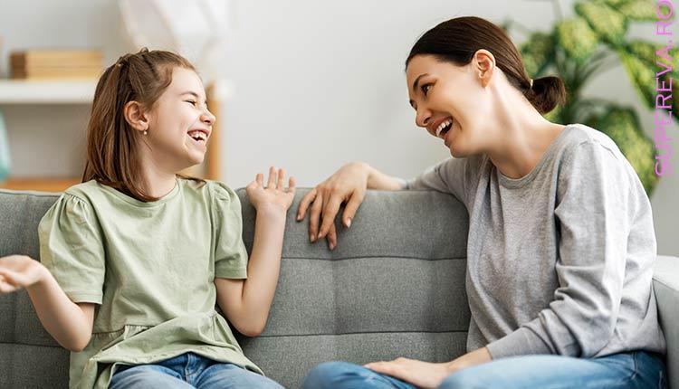 Cum ne conectam cu copilul nostru, in functie de varsta pe care o are?