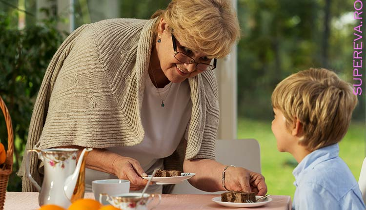 Cum ii facem pe bunicii copilului sa respecte regulile noastre, ale parintilor?