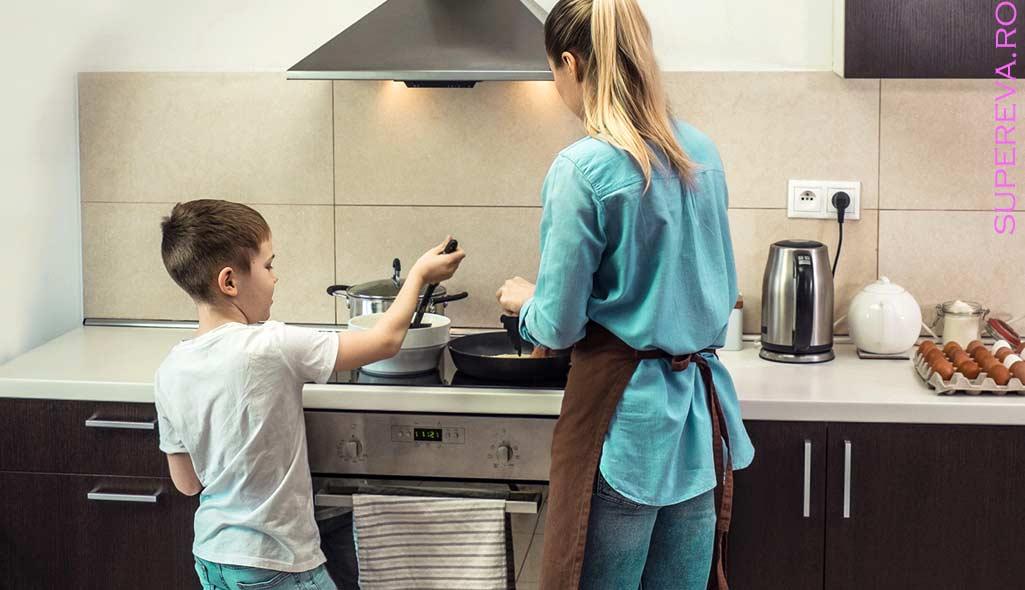 5 lucruri pe care copilul tau le poate face singur si sunt OK