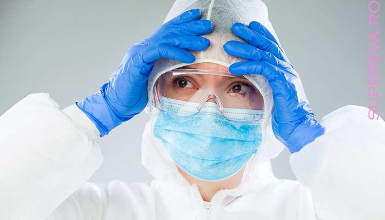Varianta din Marea Britanie a coronavirusului este asociata cu o crestere a mortalitatii